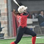 Varsity Softball vs. Canby (photos by Steven Huey)