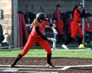 Varsity Softball vs. West Linn (Photos by Steven Huey)