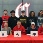 Clackamas High School has 12 Athletes Sign to Play at Collegiate Level