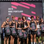 Boy's Cross Country Team finishes 1st at the Nike Portland XC Meet