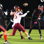 Varsity Football pictures vs. Central Catholic November 1, 2019 (pictures by Steven Huey)