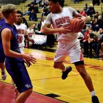 Varsity Boys Basketball Pictures vs. South Eugene (pictures by Steven Huey)