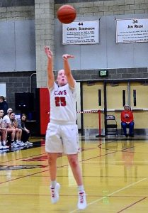 Clackamas vs. Roosevelt  Basketball Pictures (pictures by Steven Huey)