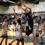 Boys Varsity Basketball Photos vs. Reynolds (Photos by Steven Huey)