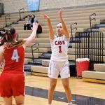 Varsity Girls Basketball Photos vs. Centennial (Photos by Steven Huey)