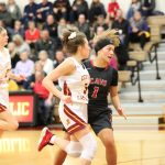 Girls Varsity Photos vs. Central Catholic (Photos by Jim Doane)