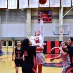 Girls Varsity Photos versus David Douglas (Photos by Steven Huey)