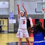 Varsity Girls Basketball Photos vs. Gresham (Photos by Steven Huey)