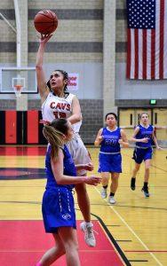 Varsity Girls Basketball Photos vs. Gresham (Photos by Steven Huey)