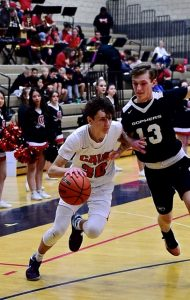 Boys Varsity Basketball Photos vs. Gresham (Pictures by Steven Huey)
