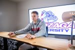 Ben Gregg signs with Gonzaga University to play Basketball