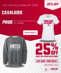 CAV Gear Sale 25% off