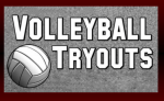 Volleyball Tryouts! 2/22/2021