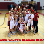 Girls Varsity Basketball beats Hanover Central 52 – 25
