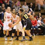 Girls Basketball vs Kouts