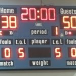 Girls Varsity Basketball beats * LaVille Jr/Sr 50 – 38