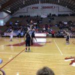 Girls Varsity Basketball beats (Sectional Game 4) Game two winner vs Knox 53 – 33