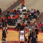 Girls Varsity Basketball falls to Gary West 55 – 45