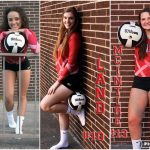 KHS Senior Volleyball Players