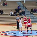 Girls Varsity Basketball beats Griffith 59 – 32