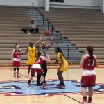 Girls Varsity Basketball beats Gary Roosevelt 71 – 19