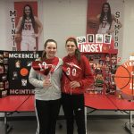 Girls Varsity Basketball beats New Prairie 77 – 38
