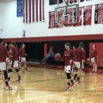 Girls Varsity Basketball falls to Mishawaka Marian 53 – 36
