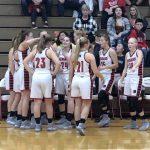 Girls Varsity Basketball beats Hebron 56 – 38