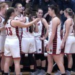 Girls Varsity Basketball beats Morgan Township 54 – 36