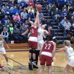 Girls Varsity Basketball beats North Judson-San Pierre 54 – 41