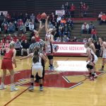 Girls Varsity Basketball beats Kankakee Valley 50 – 45