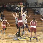 Girls Varsity Basketball beats Triton Jr/Sr. 42 – 19
