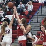 Girls Varsity Basketball beats South Central High School-Union Mills 45 – 28