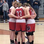 Girls Varsity Basketball beats New Prairie 68 – 33