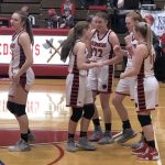Girls Varsity Basketball beats Hanover Central 57 – 25
