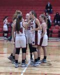 Girls Varsity Basketball beats John Glenn 61 – 29