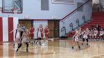 Girls Varsity Basketball beats Rensselaer Central 57 – 21