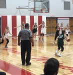 Girls Varsity Basketball beats LaCrosse 66 – 23