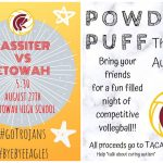 Volleyball – Big Week!