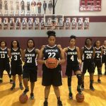 Girls Varsity Basketball 2017