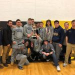 Ranger Wrestling takes 2nd Place