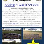 2018 Soccer Summer Camp