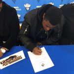 Shomari Williams Signs With Ohio Dominican