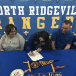 Jami Turay Signs With Ursuline College