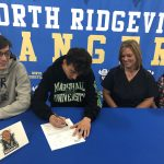 Milan Seiber Signs With Marshall University