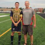 Boys' Soccer Military Appreciation Night
