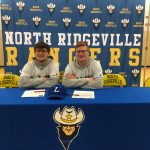 Cade Riley and Ryan Calvert Sign to Lakeland College Baseball