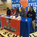 Lauren Milner Signs NLI for Bowling Green State University