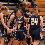 Girls Basketball Claims Home Court for Round One of OHSAA Tournament
