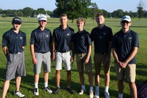 Boys Golf at Brentwood Photo Gallery